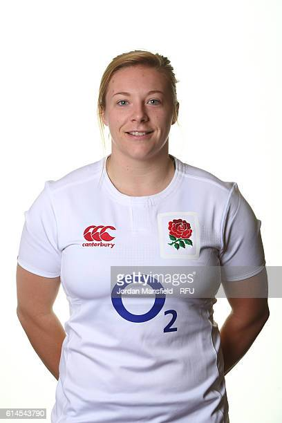 Heather Kerr of England poses for a portrait on October 2 2016 in Farnham England