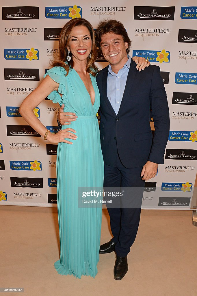 The Masterpiece Marie Curie Party Supported By Jaeger-LeCoultre And Hosted By Heather Kerzner : News Photo