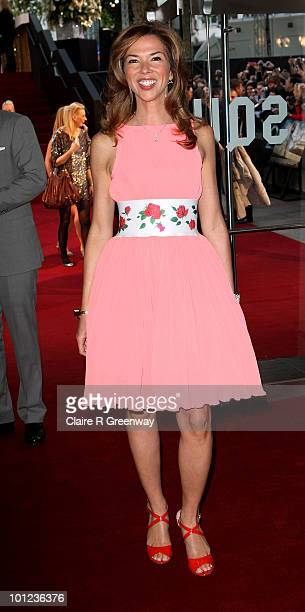 Heather Kerzner arrives at the UK premiere of Sex And The City 2 at Odeon Leicester Square on May 27, 2010 in London, England.