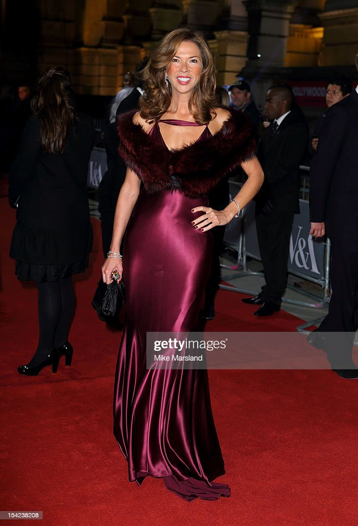 Heather Kerzner attends the Hollywood Costume gala dinner at Victoria & Albert Museum on October 16, 2012 in London, England.