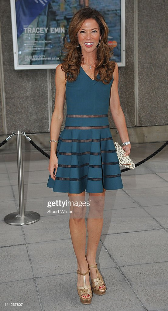 Heather Kerzner attends the 'Tracey Emin: Love Is What You Want' Press View at The at The Hayward Gallery on May 16, 2011 in London, England.