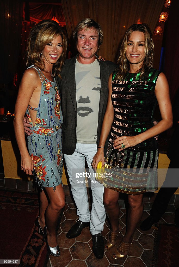 Heather Kerzner, Simon Le Bon and Yasmin Le Bon attends a party held for the grand opening of Mazagan Beach Resort on October 30, 2009 in El Jadida, Morocco. Kerzner International have launched a brand new 500-room tourist destination in Morocco boasting an 18-hole golf course designed by Gary Player, a 7km stretch of beach, luxury boutiques, eight restaurants, casino, nightclub, a spa and one of the largest conference centres in the region.
