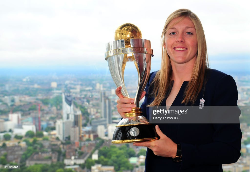 ICC Women's World Cup 2017 - Champions Press Conference