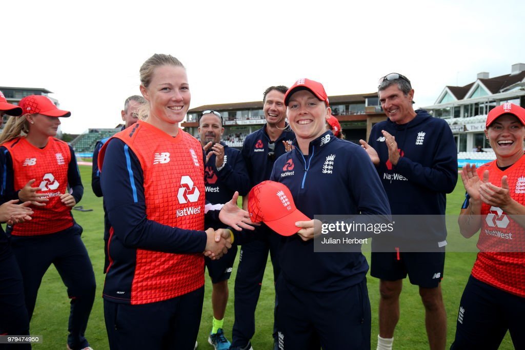 England Women vs South Africa Women - International T20 Tri-Series