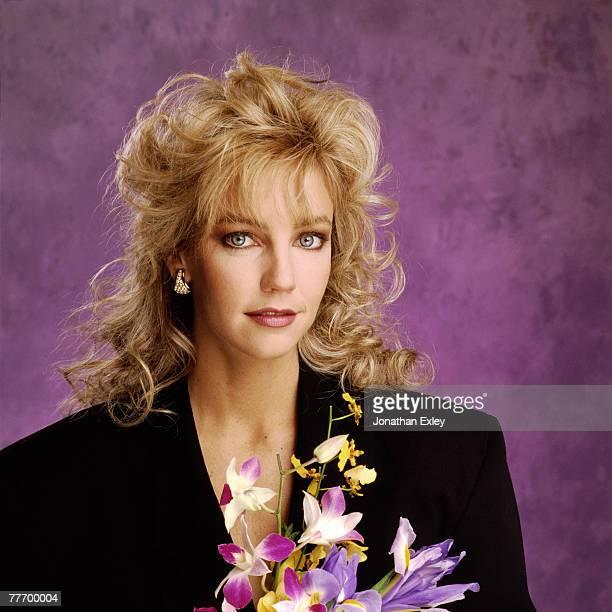 Heather Locklear 02/00/1989 Various Jonathan Exley Celebrity Archives