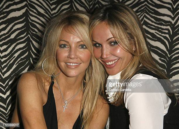 Heather Locklear and Brooke Davenport *EXCLUSIVE*