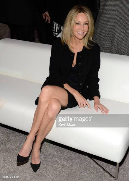 Heather Locklear attends the 2013 TNT/TBS Upfront at Hammerstein Ballroom on May 15 2013 in New York City 23562_002_0518JPG