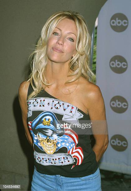 Heather Locklear during 2000 ABC Summer Press Tour at Ritz Carlton Hotel in Pasadena California United States