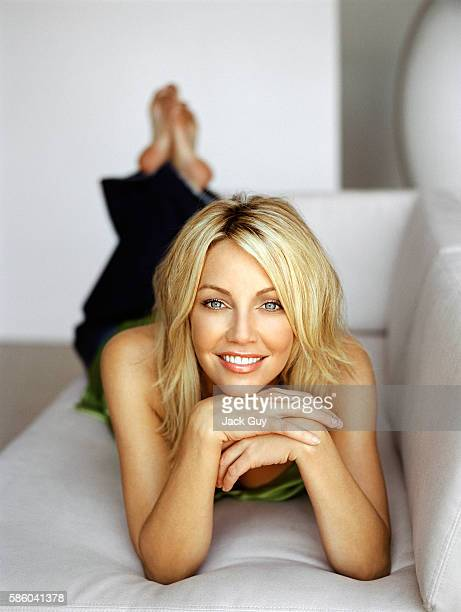 Heather Locklear, Ladies Home Journal, November 1, 2004