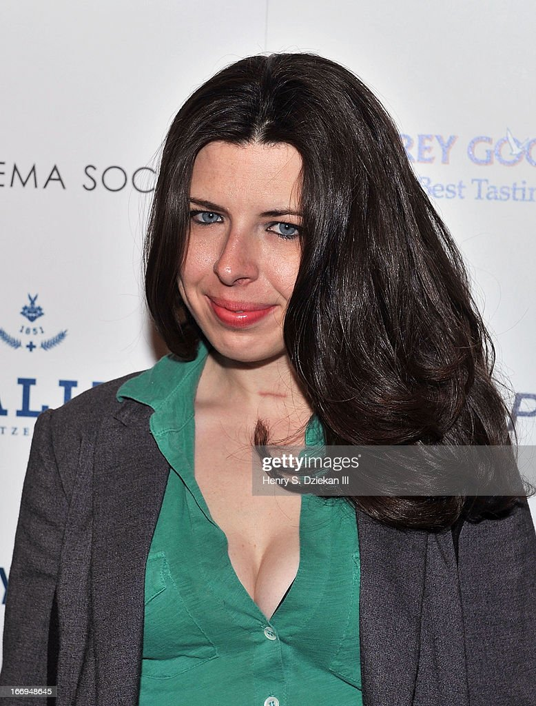 Heather Matarazzo attends the Cinema Society & Bally screening of Sony Pictures Classics' 'At Any Price' at Landmark's Sunshine Cinema on April 18, 2013 in New York City.