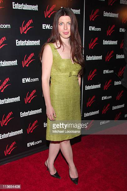 Heather Matarazzo during Entertainment Weekly 2007 Upfront Party Red Carpet at The Box in New York City New York United States