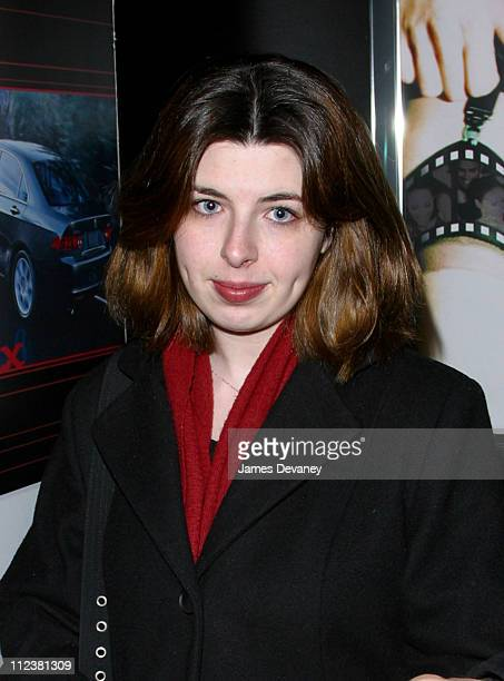 Heather Matarazzo during New York Premiere of 'XX/XY' After Party at Show World in New York City New York United States
