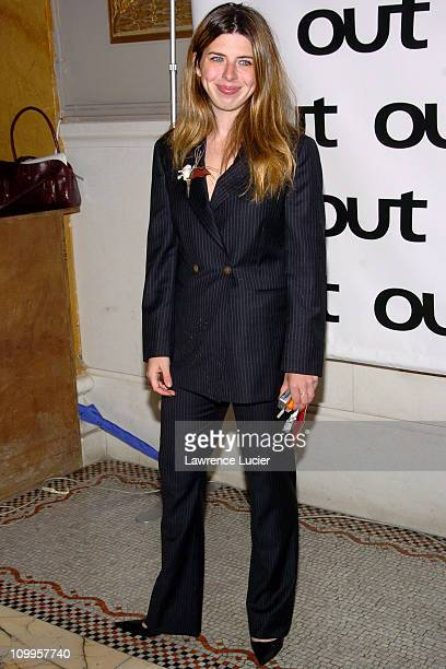 Heather Matarazzo during Out Magazine Celebrates Its 10th Anniversary at Capitale in New York City New York United States