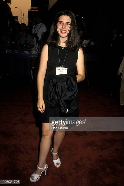 Heather Matarazzo during Supercop Premiere at Sony Astor Plaza Hotel in New York City New York United States