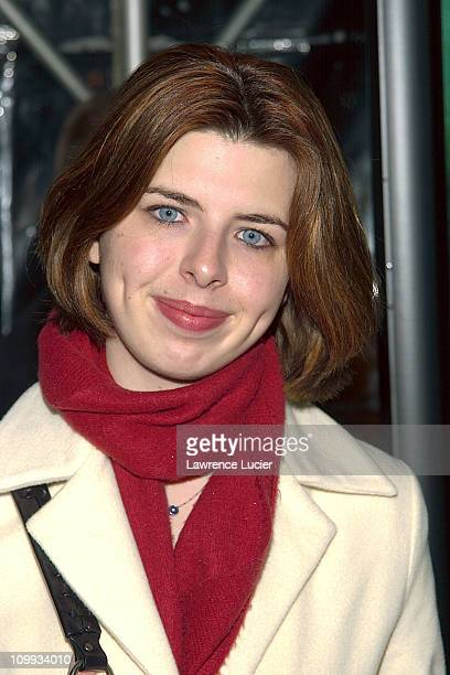 Heather Matarazzo during The Lord of the Rings The Two Towers Premiere at Ziegfeld Theatre in New York New York United States