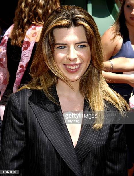Heather Matarazzo during The Princess Diaries 2 Royal Engagement World Premiere Arrivals at AMC Downtown Disney in Anaheim California United States