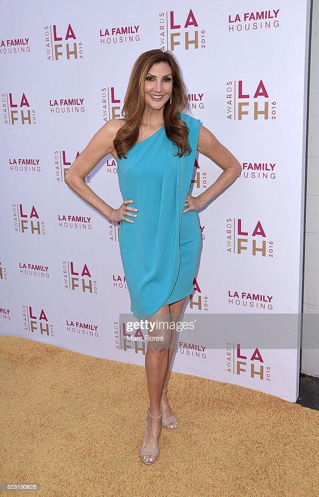 LA Family Housing's Annual Awards 2016 - Arrivals