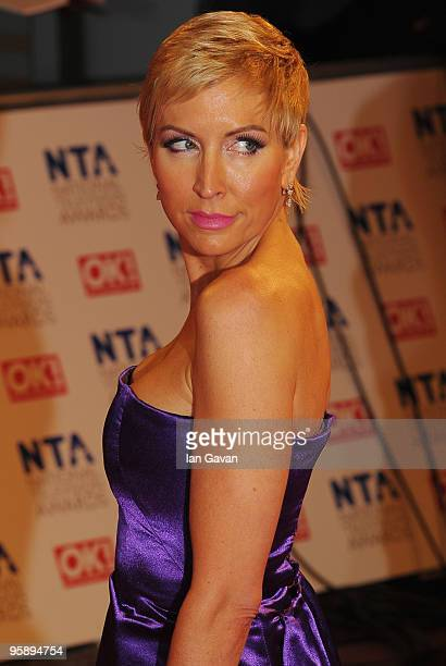 Heather Mills arrives at the National Television Awards held at O2 Arena on January 20, 2010 in London, England.