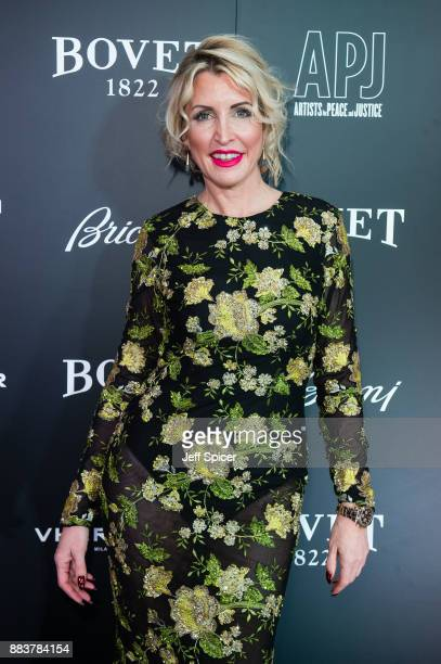 Heather Mills attends the 'Brilliant Is Beautiful' gala held at Claridge's Hotel on December 1, 2017 in London, England.