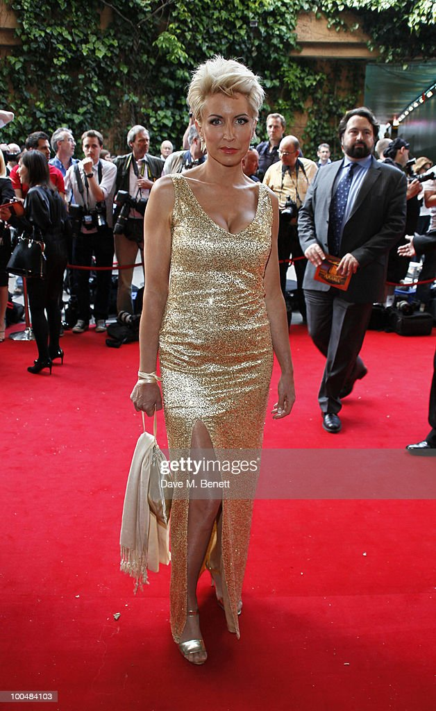 Heather Mills attends the Royal Premiere of Arabia 3D at London IMAX on May 24, 2010 in London, England.