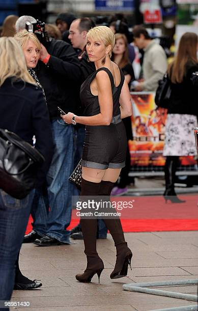 Heather Mills attends the World Premiere of StreetDance 3D at Empire Leicester Square on May 10 2010 in London England