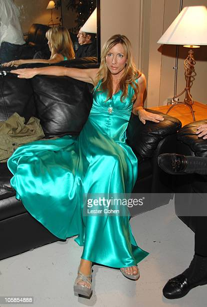 Heather Mills during 5th Annual TV Land Awards Backstage at Barker Hangar in Santa Monica California United States