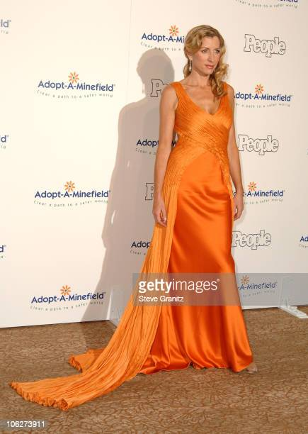 Heather Mills McCartney during Fifth Annual Adopt-A-Minefield Gala at Beverly Hilton Hotel in Beverly Hills, California, United States.