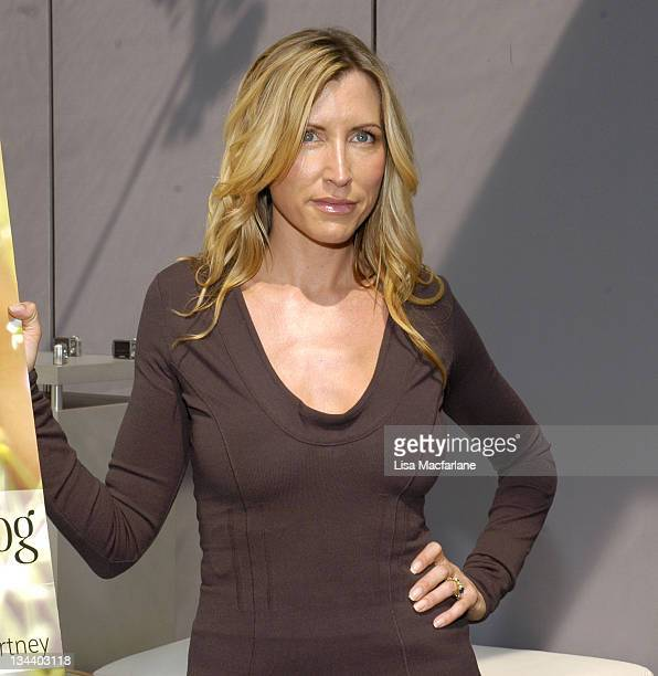 Heather Mills McCartney during Heather Mills McCartney Hits Fashion Week to Unveil Campaign Warning Consumers About Use of Dog and Cat Fur at Bryant...