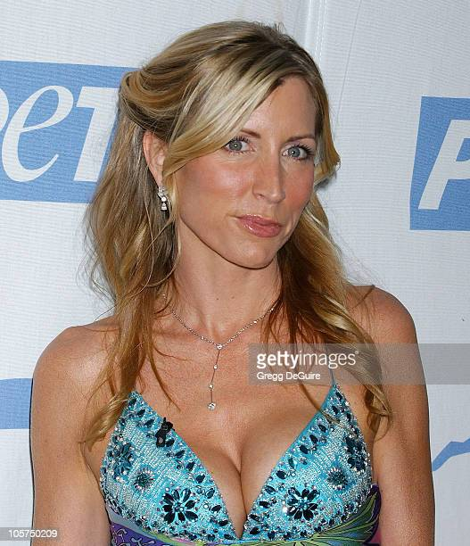 Heather Mills McCartney during PETA's 25th Anniversary Gala and Humanitarian Awards Show Arrivals at Paramount Studios in Hollywood California United...