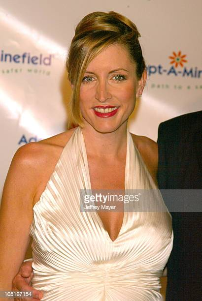 Heather Mills McCartney during The 3rd Annual AdoptAMinefield Benefit Gala at Beverly Hilton Hotel in Beverly Hills California United States