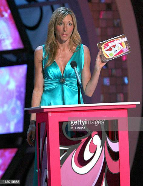 Heather Mills presenter during 5th Annual TV Land Awards Show at Barker Hangar in Santa Monica California United States