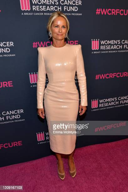 "Heather Mnuchin attends WCRF's ""An Unforgettable Evening"" at Beverly Wilshire, A Four Seasons Hotel on February 27, 2020 in Beverly Hills, California."