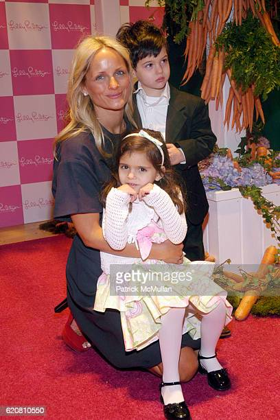 Heather Mnuchin Dylan Mnuchin and John Player Mnuchin attend 17th Annual BUNNY HOP Hosted by the Society of Memorial Sloan Kettering Cancer Center...