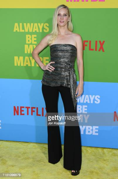 Heather Morris attends the Premiere Of Netflix's Always Be My Maybe at Regency Village Theatre on May 22 2019 in Westwood California