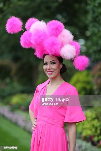 Heather Morris on day three Ladies Day of Royal Ascot at Ascot Racecourse on June 20 2019 in Ascot England