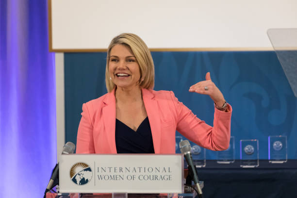 Heather Nauert Pictures   Getty Images