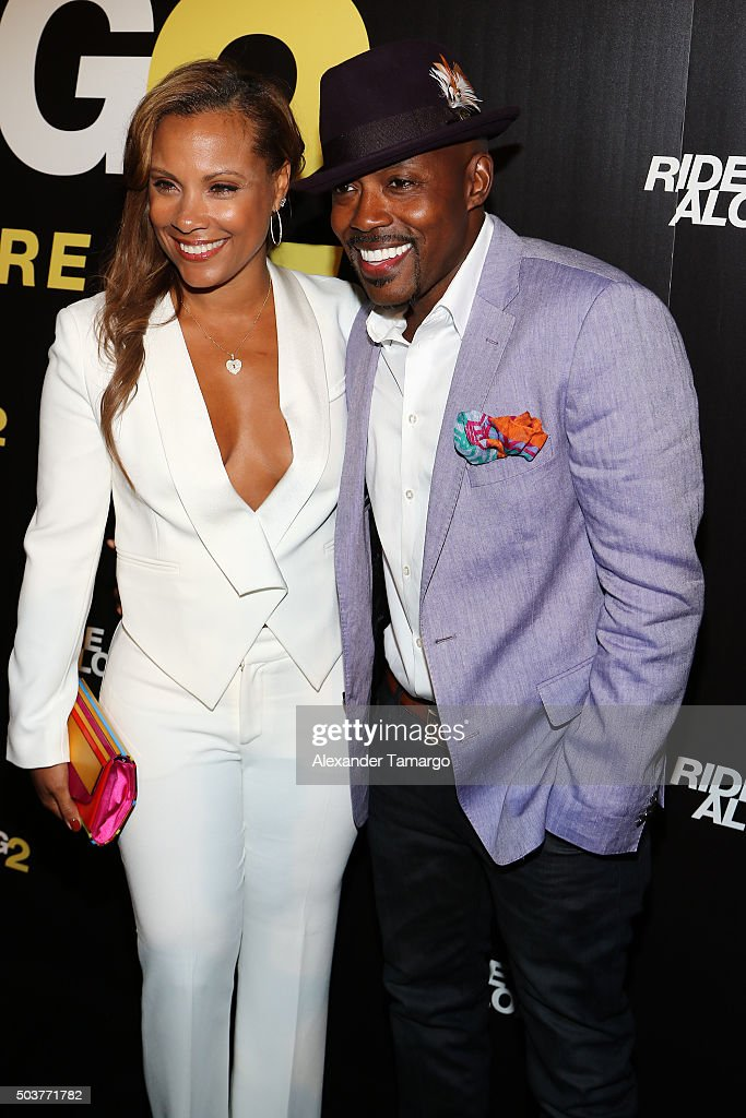 "World Premiere Of ""Ride Along 2"" : Foto jornalística"