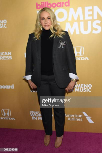 Heather Parry attends Billboard Women In Music 2018 on December 6 2018 in New York City