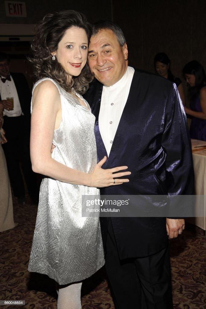 Heather Podesta and Tony Podesta attend BLOOMBERG White House