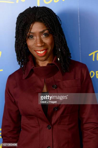 Heather Small attends the gala screening of The Miseducation of Cameron Post at Picturehouse Central on August 22 2018 in London England