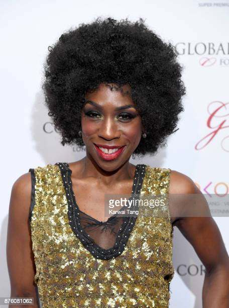Heather Small attends The Global Gift gala held at the Corinthia Hotel on November 18 2017 in London England