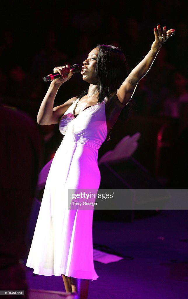Heather Small during Europride 2006 - Show at Royal Albert Hall in London, Great Britain.