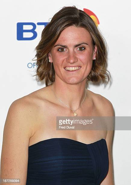 Heather Stanning attends the British Olympic Ball on November 30 2012 in London England