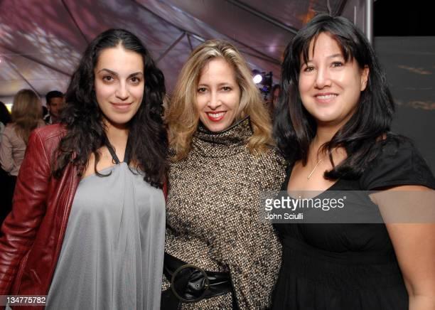 Heather Taylor, Kimberly Brook and Jeanine Silvera