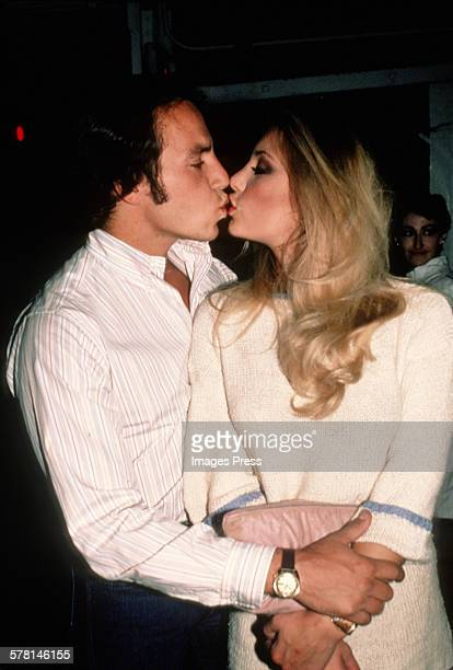 Heather Thomas and George Fortmuller circa 1982 in New York City