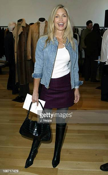 Heather Thomas Brittenham during John Varvatos and 'Shop To Show Your Support' at the 2nd Annual Stuart House Benefit Event at John Varvatos Boutique...