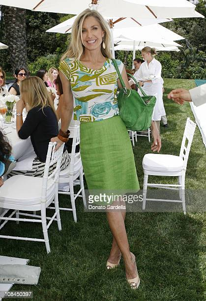 Heather Thomas Brittenham during MaxMara and the C.H.I.P.S Host A Luncheon Benefitting The Children's Institute Incorporated at Century Plaza in Los...