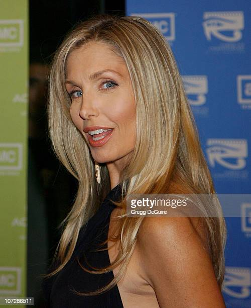 Heather Thomas during 18th Annual American Cinematheque Award Honoring Nicole Kidman Arrivals and Press Room at Beverly Hilton Hotel in Beverly Hills...