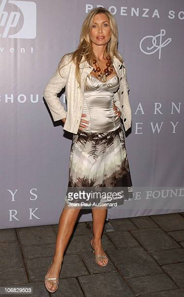 Heather Thomas during Barneys New York Hosts Proenza Schouler Fashion Show to Benefit the Rape Foundation CoSponsored by HewlettPackard Arrivals at...