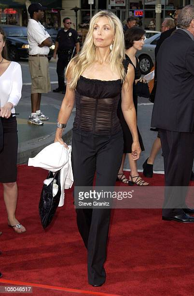 Heather Thomas during 'K19 The Widowmaker' Premiere at Mann Village Theatre in Westwood California United States